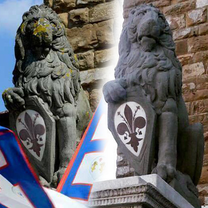 StatuaMarzoccoRestaurato
